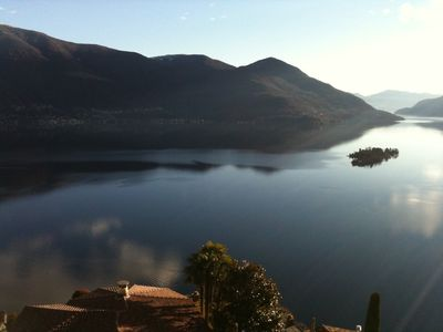 Photo for 2BR Apartment Vacation Rental in Ronco sopra Ascona, Tessin