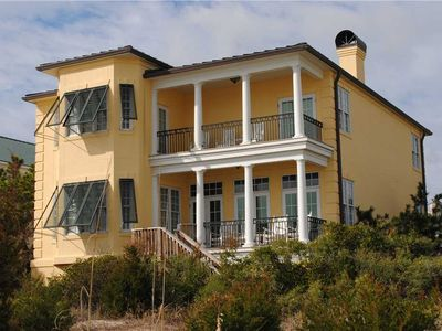 Photo for The Willoughby: 6 BR / 6 BA house in Pawleys Island, Sleeps 12