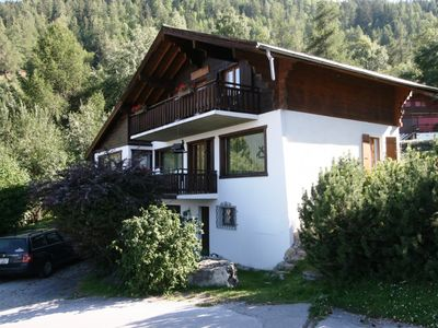 Photo for Pleasant chalet for 8 people located in a quiet place