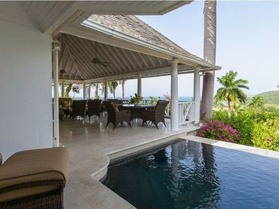 Photo for BEACH MEMBERSHIP! OWN PLUNGE POOL! GYM! TENNIS! GOLF!Poinciana, Tryall -2BR