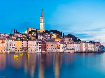 Municipality of Rovinj, Croatia