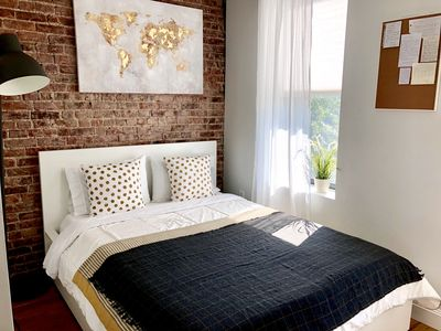 Photo for Charming studio suite, 20 min to Times Square and other attractions.