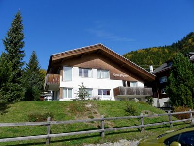 Photo for Apartment Tgesa Pitgmun in Sedrun - 5 persons, 2 bedrooms