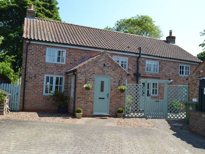 Photo for Rose Cottage Holidays in The Yorkshire Wolds both family & pet friendly
