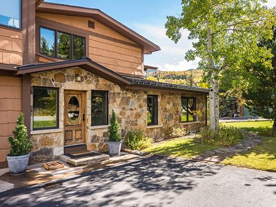 Photo for Beautiful Four Bedroom Private Home in Snowmass Village W/ Great Ski Access