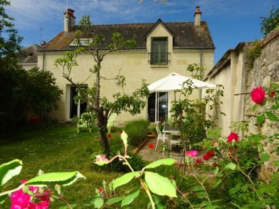 Photo for Gite Bourgueil, 2 bedrooms, 4 persons