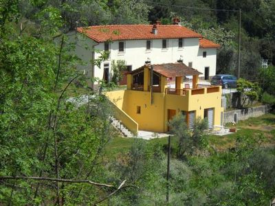 Photo for House Massa e Cozzile for 5 - 7 people with 3 bedrooms - farmhouse
