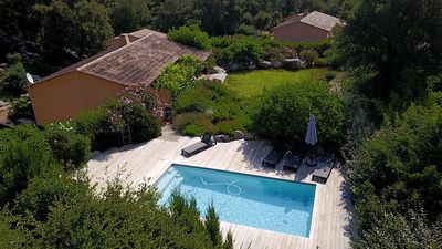 Photo for 3BR Villa Vacation Rental in Porto-Vecchio, Corse