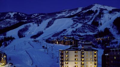 Photo for Luxurious 2 bedroom, majestic mountain retreat, Sheraton Steamboat Resort Villas