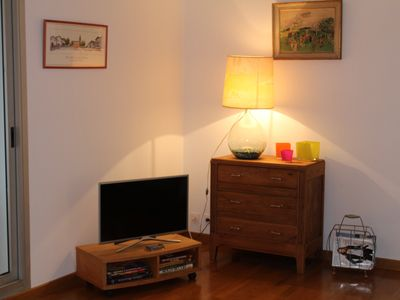 Photo for RESIDENCE LES CAMELIAS TERRACE PARKING HEART OF CITY