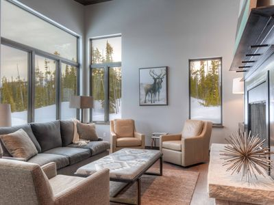 Photo for New Luxury Home! Premier Property With Ski Access, Amazing Views, & Amenities!
