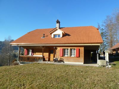 Photo for Holiday apartment Rüschegg Heubach for 2 persons with 1 bedroom - Holiday apartment