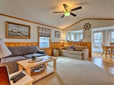 Photo for NEW! Cozy Charlestown Cottage: 1 Mi to Town Beach!