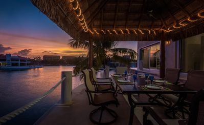 Photo for Amazing Waterfront in Puerto Aventuras - Casa La Torre