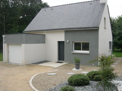 Photo for RECENT HOUSE IN THE HEART OF THE GULF OF MORBIHAN
