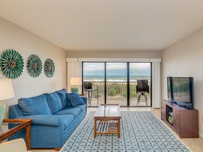 Photo for Direct Ocean - Boardwalk Condo - Walk To Most Everything