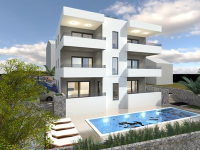 Photo for Great apartments just off the sea