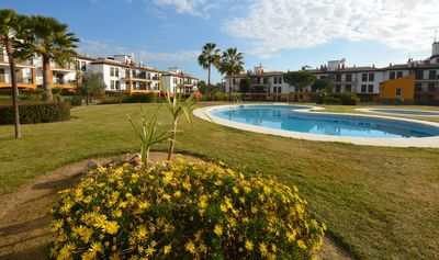 Photo for Holiday flat Costa Esuri near Golf Course
