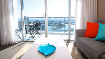Photo for Sunset Views - Modern 2 Bedrooms 27th Floor