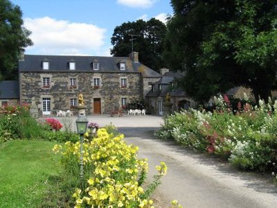 Photo for The lodging of the manor of the nobility - Tregor
