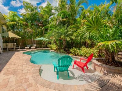 Private Heated Pool - Just a Short Walk to the Gulf Beaches!