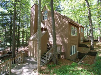 Photo for Updated, Charming, 1B/1B Condo in Glen Arbor, Near Lake Michigan!