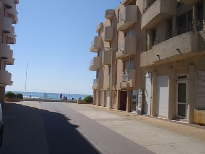 Photo for Beach 20 meters - Apartment Lattes