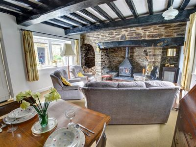 Photo for 1BR Apartment Vacation Rental in Llangeler, Wales