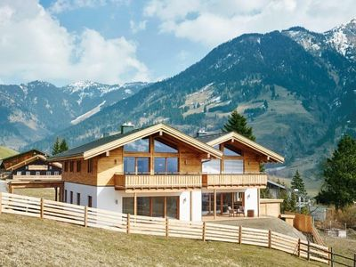 Photo for Luxury Alpine Chalet Apartment with Stunning Views - Bad Hofgastein