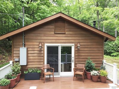 Photo for Mountainside Cottage Escape (Catskills)