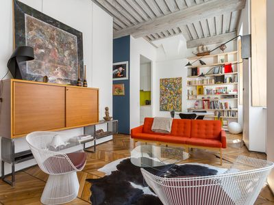 Photo for 2BR Apartment Vacation Rental in Lyon-1er-arrondissement