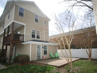 Photo for Shadowlawn Townhome Short Walk to Beach