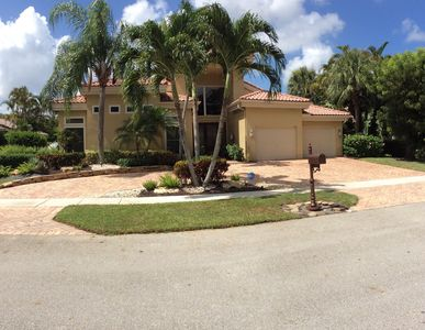 Photo for Luxury 4-Bedroom House in Central Boca Raton in Beautiful community.