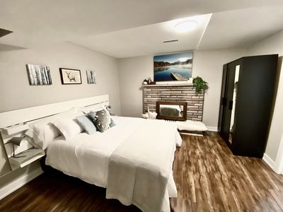 Photo for Cozy Bright and Spacious 1 Bedroom Apartment In Mill Pond