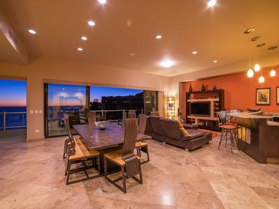 Photo for Luxury 4 Bed Penthouse Unlike Anything Else at Las Palomas!!!
