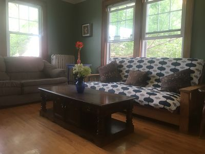 Photo for Charming Merriam Park Flat