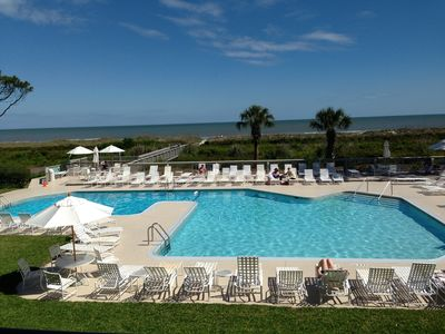 Photo for Ocean One, Unit 213, Oceanfront, 3 Bedroom, 3 Bath with Beautiful Views