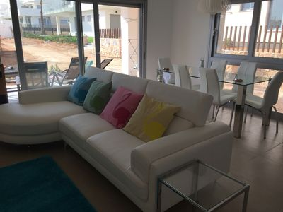 Photo for A beautiful ground floor apartment Capri III VISTABELLA GOLF