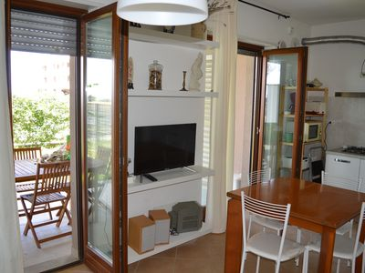 Photo for A studio apartment between Rome and the sea