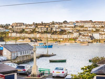 Photo for A Pretty Fisherman's Cottage With Views Across The Water To Falmouth