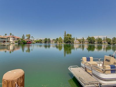 Photo for *Beautiful, Centrally located,  Lakefront Home with Boat and Resort Amenities