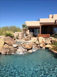 Photo for Beautiful Desert Mountain Luxury Home - Eagle Feather