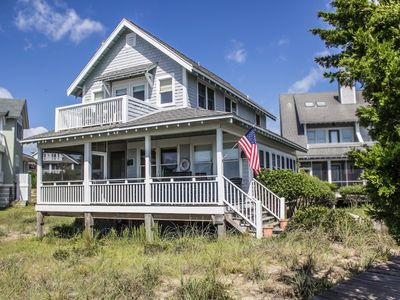 Photo for Bonnie Doon New for 2018! 2 BR/ 2.5 BA Ocean Front home on South Beach!