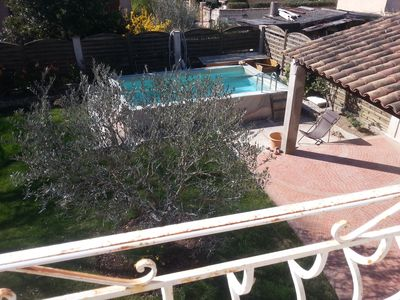 Photo for Spacious villa in the heart of the village with access to amenities.
