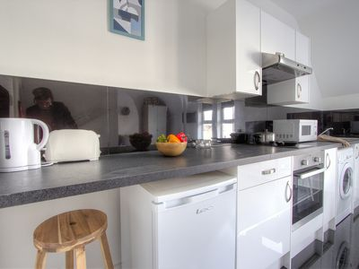 Photo for Studio with kitchen and bathroom #HF