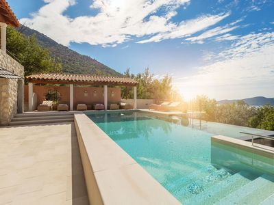 Photo for Luxury Double Room Christoph with Pool