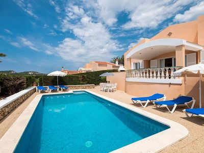 Photo for 4 bedroom Apartment, sleeps 8 in Torre Soli Nou with Pool, Air Con and WiFi