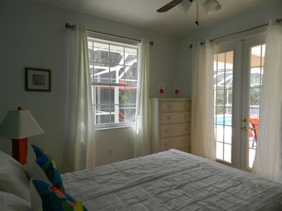 3rd Bedroom Access To Pool Area, Creek View