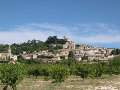 Photo for Gite rental, a stopover in the Luberon