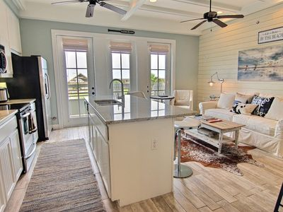 Photo for One bedroom with built-in bunk beds! Launch your vacation here!